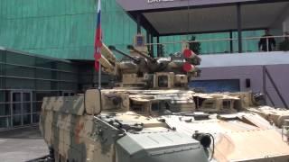 Терминатор. боевая машина поддержки танков