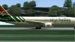 Air Seychelles ⎮ Frankfurt - Mahé [FS2004]