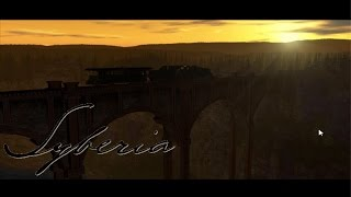 Syberia Walkthrough - On The Train - Valadilene (Part 5)