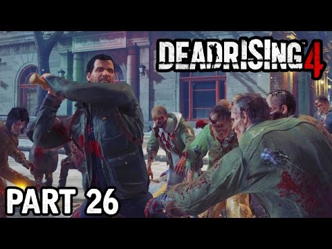 Dead Rising 4 Deutsch