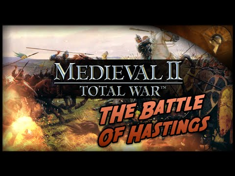 The Battle of Hastings - Medieval II - Total War