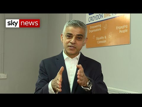 Knife Crime Crisis - Mayor of London: 'We need rapid investment now'