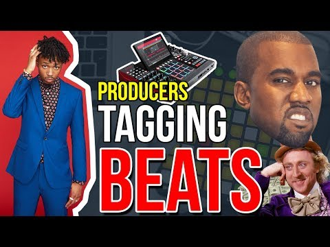 Producers Tagging Beats: Has It Gone Too Far?
