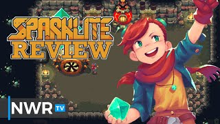 Sparklite Nintendo Switch Review - The 2D Zelda Roguelike (Video Game Video Review)