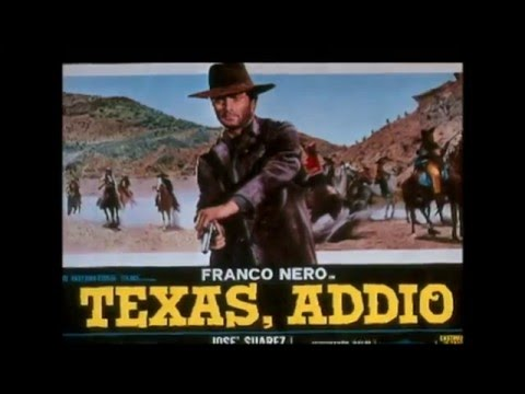 "Franco Nero on ""Texas, addio"""