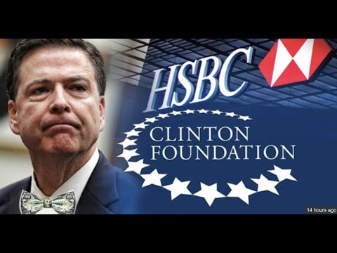 """Too Big to Jail"": The Revolving Doors- From HSBC to the Clintons"