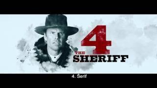 Osm Hrozných (Hateful 8) - český trailer
