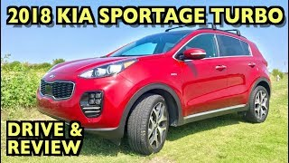 Drive & Review: 2018 Kia Sportage TURBO on Everyman Driver
