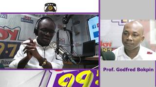 TopStory on JoyFM (2-8-18)