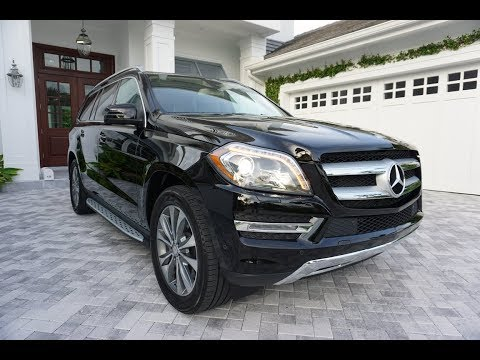 2013 Mercedes Benz GL450 Review and Test Drive by Bill - Auto Europa Naples