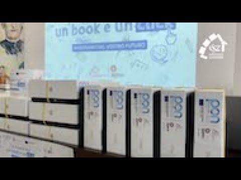 Progetto PON - Cerimonia di consegna dei dispositivi e intervento Ing. Rossini