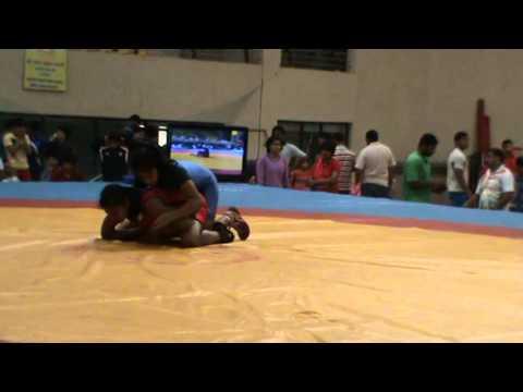 z2 Women wrestling Karnataka vs Kerla