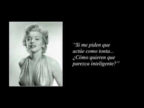 Marilyn Monroe En Sus Propias Palabras