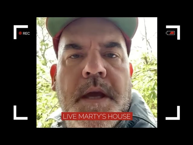 Isolation Diaries The Marty Sheargold Show| Triple M