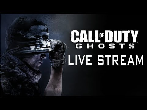 Call of Duty: Ghosts -  Multiplayer Gameplay LIVE