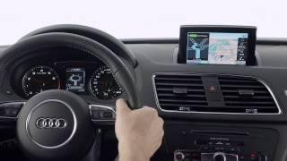 Audi Q3 - MMI+ GPS Advanced
