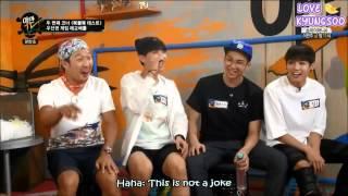 ENG 150622 BTS Yaman TV  V Taehyung Aegyo