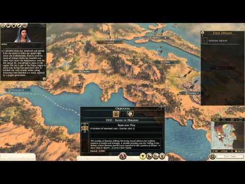 Rome Total War II: Wrath of Sparta Review