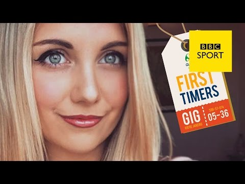Olympics First Timer: Skeet Shooter Amber Hill - Olympic Games Rio 2016 - BBC Sport