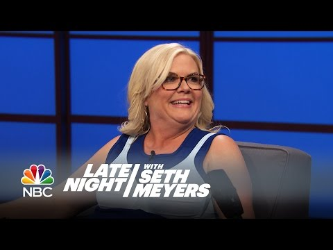 Paula Pell , Part 1  Late Night with Seth Meyers