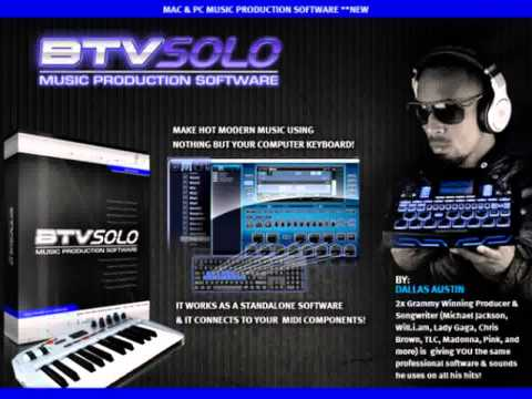 Btv Solo | Btv Solo Music Production Software