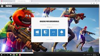 Download Fortnite for Windows 7 / 8 / 10 FREE