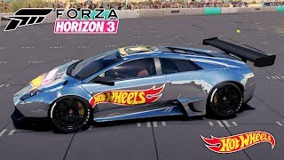 Lamborghini Murciélago LP 670–4 SV 2010 - Forza Horizon 3 PC Gameplay