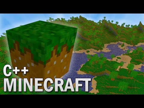 Creating Minecraft in C++/ OpenGL - Part One