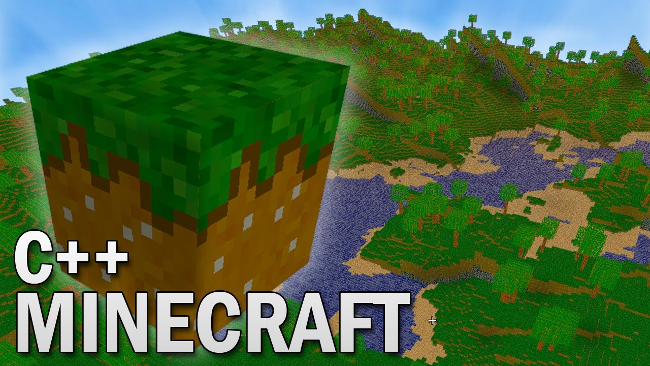 Creating Minecraft in C++/ OpenGL - Part One by Hopson