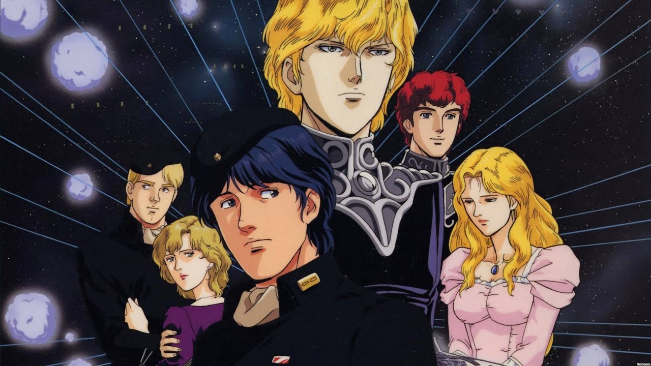 Legend of Galactic Heroes OST torrent download free