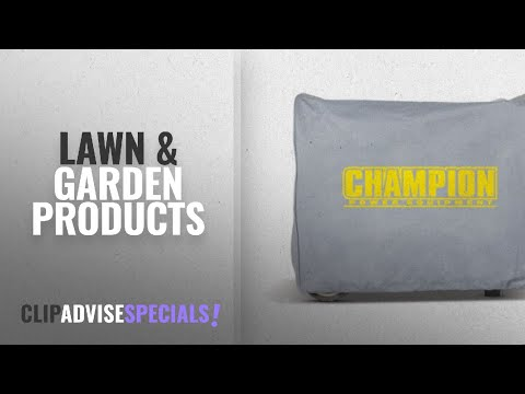 10 Best Selling Champion Power Equipment Lawn & Garden Products [2018 ]: Champion Weather-Resistant