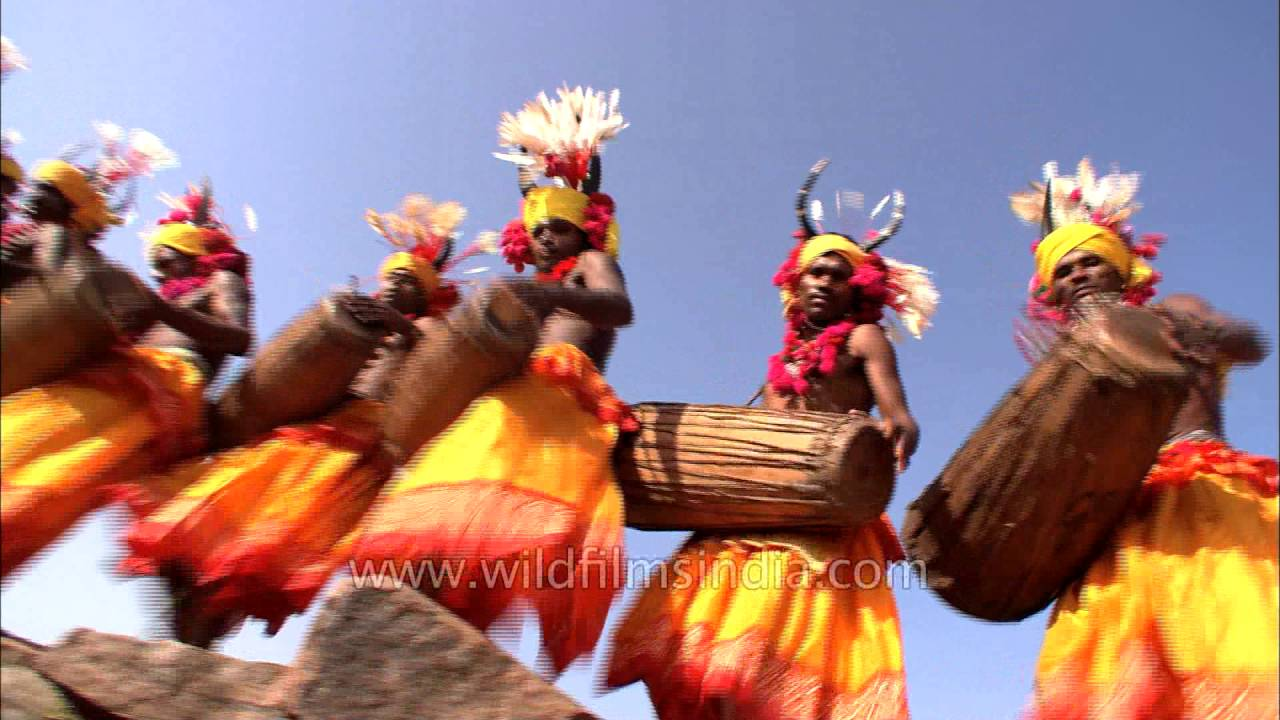 largest tribal group in india
