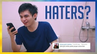 Video HATERS? BIKIN NGAKAK! WKWK😄 download MP3, 3GP, MP4, WEBM, AVI, FLV April 2018
