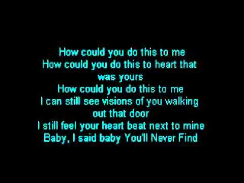 never find nobody like me - amanda perez LYRICS