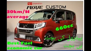 Dihatsu Move Custom 2015 indepth full review