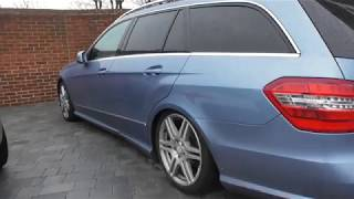 How To Diagnose Mercedes Airmatic Air Suspension Fault   Car Drops