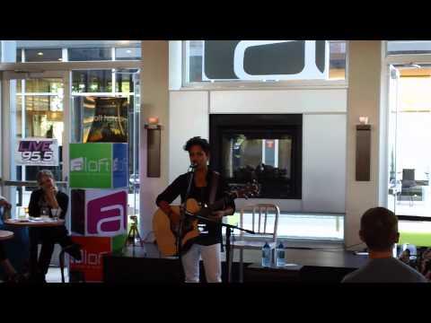 Live 95 5 Aloft Lounge in Portland Come Along 05 08 12