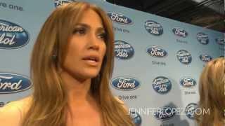 Jennifer Lopez on Tough Decisions on American Idol