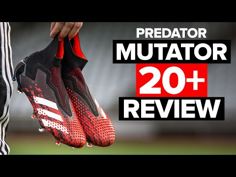 Adidas Predator Mutator 20 Review Youtube