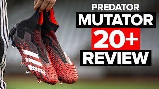 Adidas Predator Mutator 20+ review