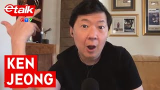 Ken Jeong reveals if there will be a 'Hangover 4' | etalk
