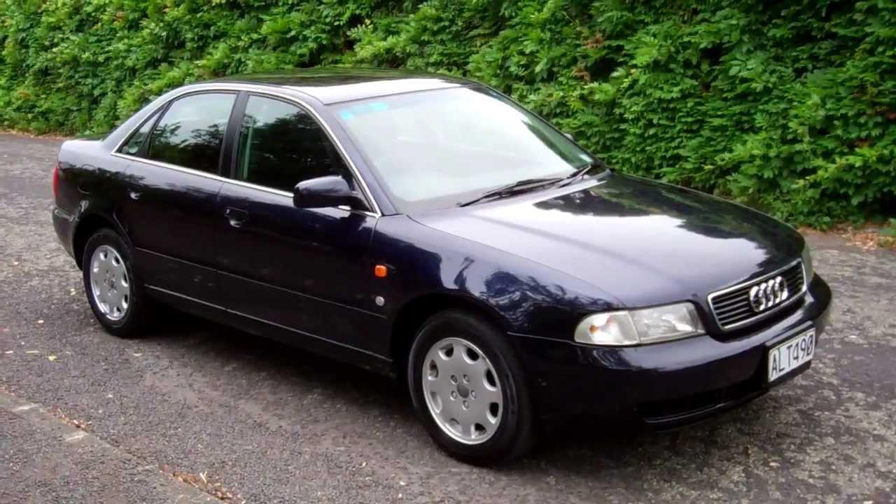 Kelebihan Audi A4 1997 Top Model Tahun Ini