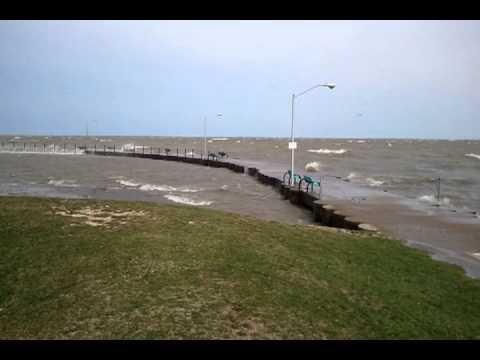 High Winds Luna Pier Mi