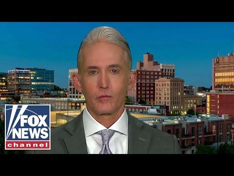 Gowdy on Rosenstein defending the handling of Mueller report
