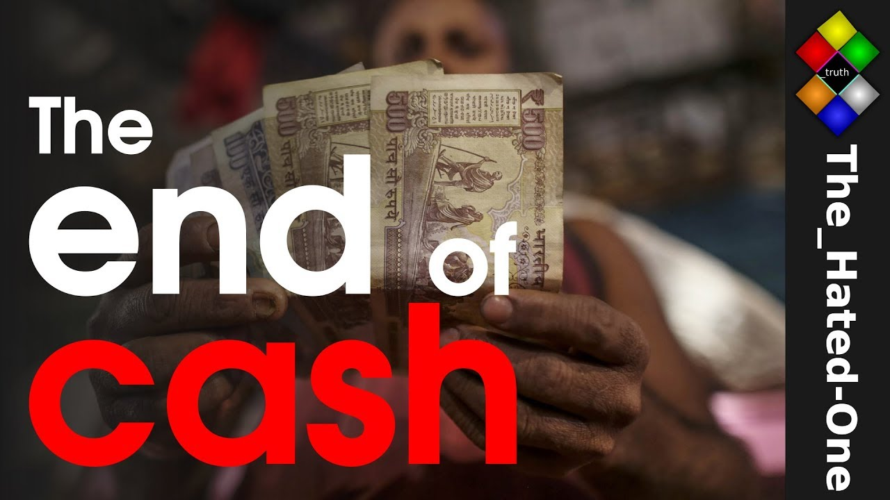 Cashless Society and the End of Freedom