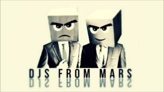 DJs From Mars - Carly Rae Jepsen vs Hardwell - Call me spaceman maybe
