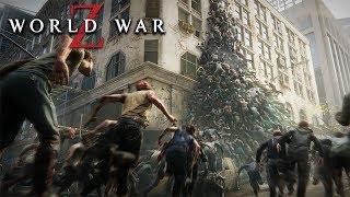 WORLD WAR Z All Cutscenes Movie (Game Movie) - World War Z Game Movie