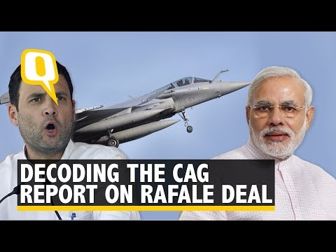 Decoding the CAG report on Rafale deal. Is BJP at an advantage? Mp3
