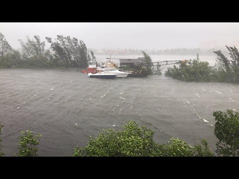 Hurricane Irma - Miami / Palmetto Bay, FL
