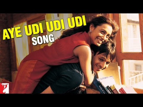 Aye Udi Udi Udi Song | Saathiya | Vivek Oberoi | Rani Mukerji